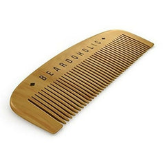 7. Wooden Beard Comb