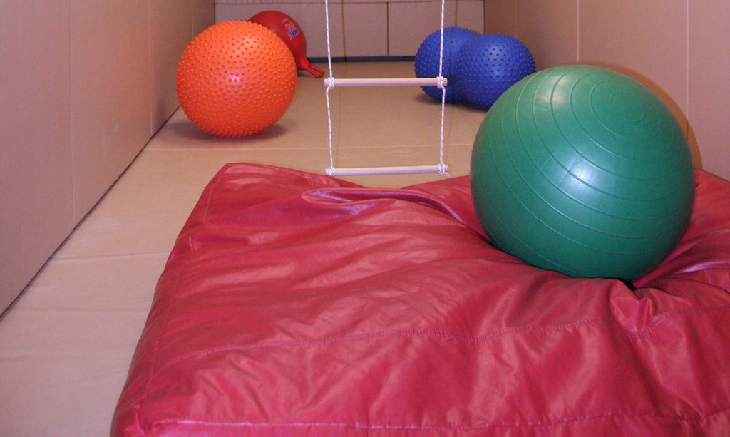 Protective Surfacing for Children Home Gym