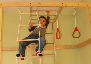 What is Indoor Jungle Gym?