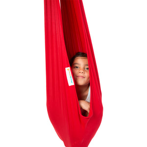 Sensory Swing - Red - DreamGYM