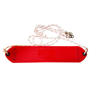 Belt Rope Swing - Red - DreamGYM