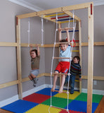 DIY Home Jungle Gym (wood sold separately) - DreamGYM