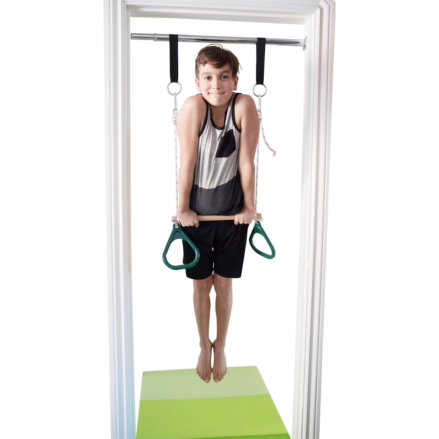 Doorway Trapeze Bar and Gym Rings Combo Combo Combo fa4569