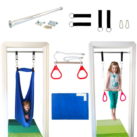 Doorway Kit: Combo and Therapy Sensory Swing - DreamGYM