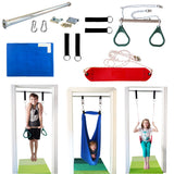 Doorway Kit: Combo, Belt Swing and Sensory Swing - DreamGYM
