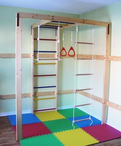 doityourself home gym for kids  dreamgym