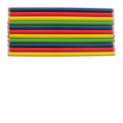 Set of 11 Painted Bars for DIY Jungle Gym - DreamGYM