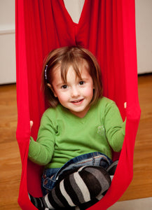 Doorway Therapy Sensory Swing - Red - DreamGYM