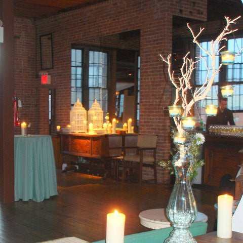 Wedding Reception - Passed Appetizers & Appetizer Buffet/Stations Buffet Style Full Service