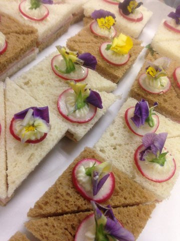 English Tea | Catering Event | Fallier Food