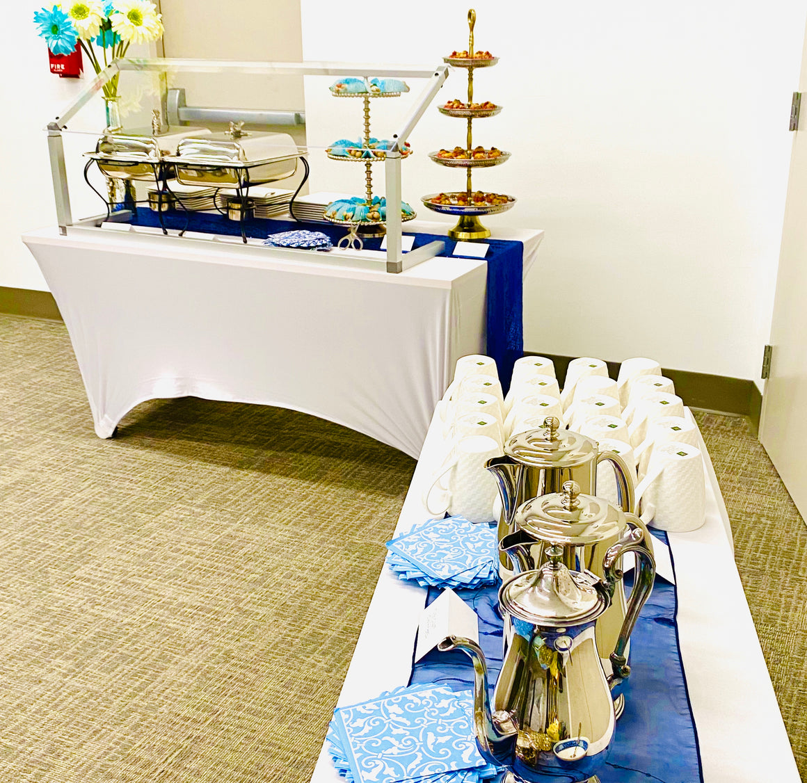 2020 CATERING BEAUTIFULLY & SAFELY DURING COVID-19 - FULL SERVICE GRADUATION PARTY