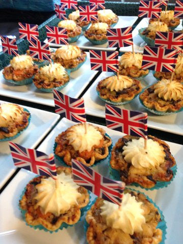 British Appetizers