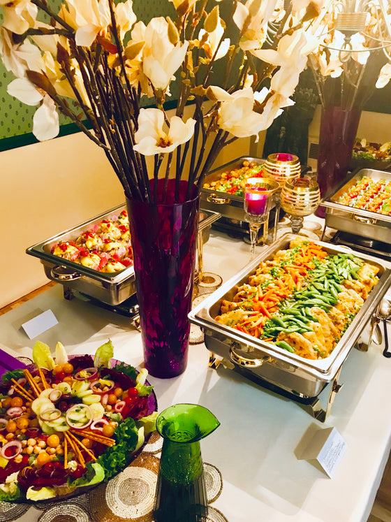Dinner Combinations - Hot Buffet Style Full Service Or Drop Off
