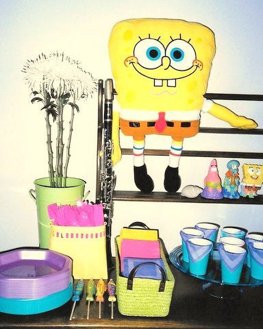 SpongeBob Square Pants Party