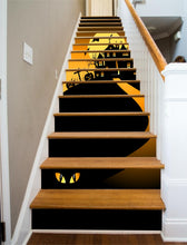 Load image into Gallery viewer, Halloween House, 16 Stairs