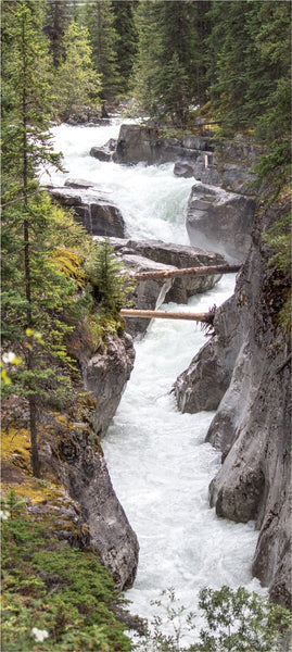 Maligne River, 15 Stairs