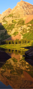 Maroon Bells Reflection, Colorado