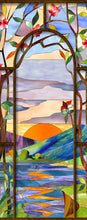 Load image into Gallery viewer, Stained Glass Sunrise