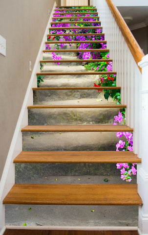 Stairs In Bloom