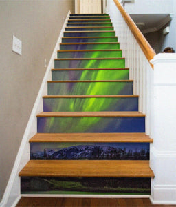 Northern Lights for stairway