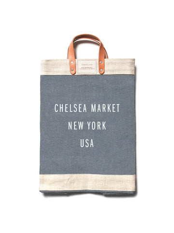 Apolis x Chelsea Market Shopping Bag