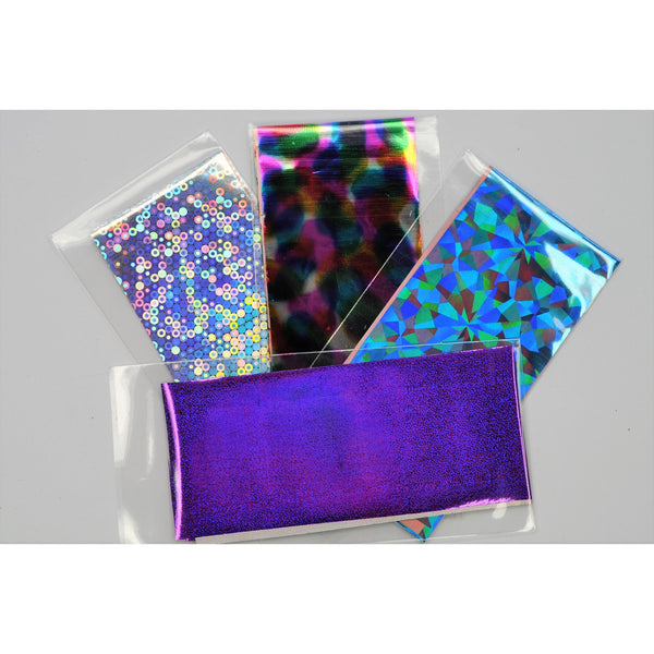 Multi-color Transfer Foil Set