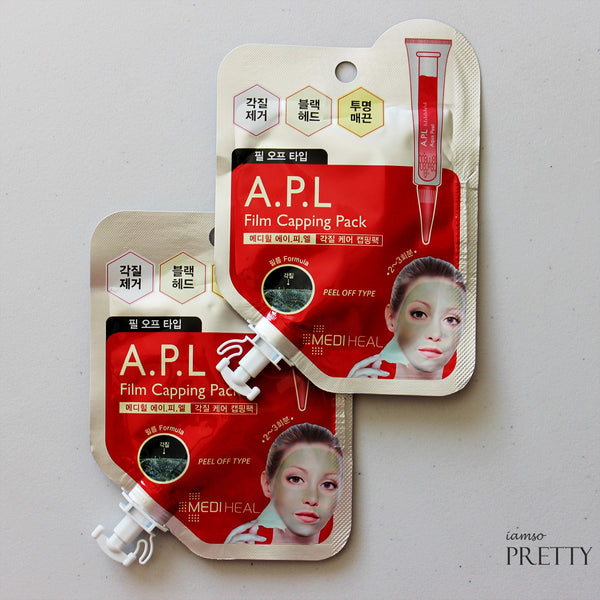 MEDIHEAL A.P.L. Film Capping Pack (15ml)