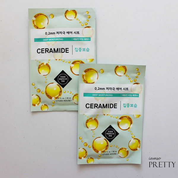 ETUDE HOUSE 0.2 Therapy Air Mask | Ceramide (25ml)