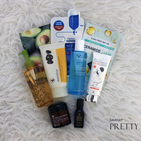 IAmSo_Thirsty (Dry Skincare Routine Set)