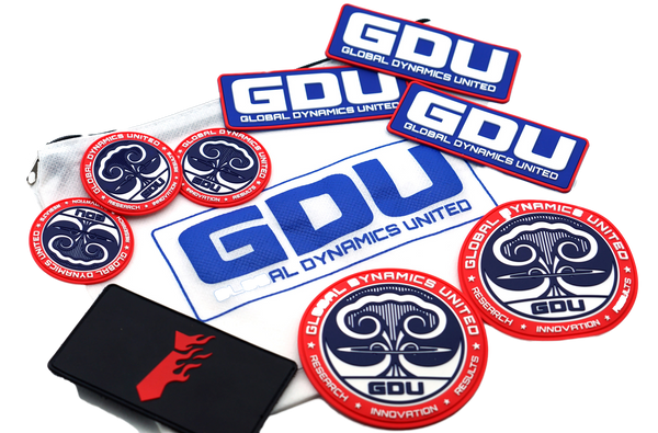 GDU Sticker Pack