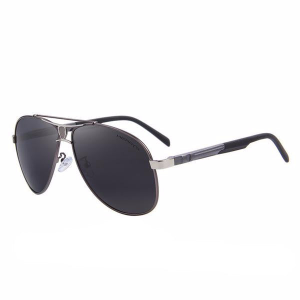 FL Classic Polarized Black lens and Black frame - Fashlabz Canada