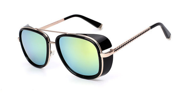 FL Designer Square Sunglasses for Men 9 Color Variants - Fashlabz Canada