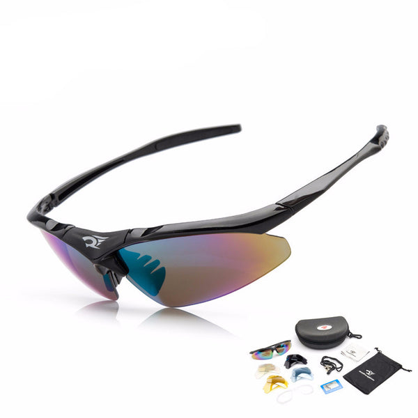 FL Sports Polarized Sunglasses with 5 different Lenses - Fashlabz Canada