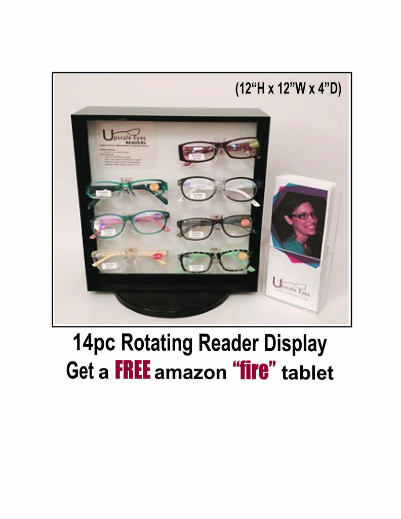 14 Place Reader Center - Upscale Eyes