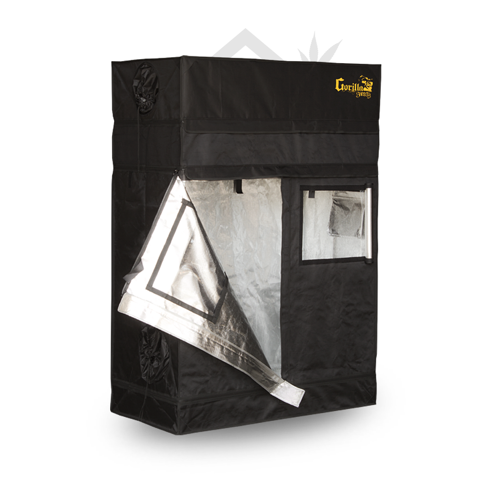 GGT SHORTY u2013 SHORT GROW TENT - TheGreenHouseAffect.com  sc 1 st  TheGreenHouseAffect.com & GGT SHORTY u2013 SHORT GROW TENT (4 different sizes ...