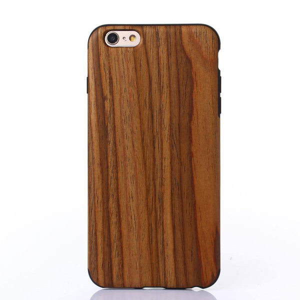 Vintage Teakwood Style iPhone 6s Case