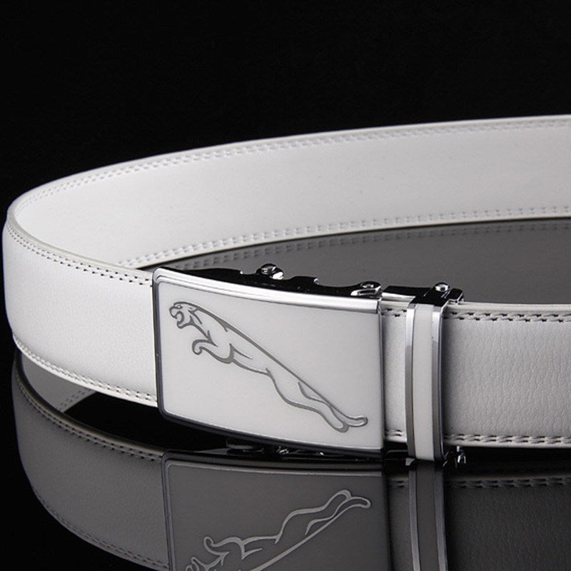 Ghost Jaguar Belt