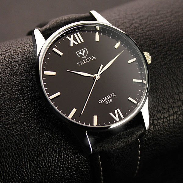 Casual Sublime Quartz Wristwatch