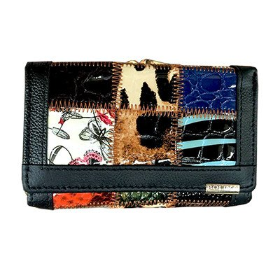 Wild Styles Clutch Wallet