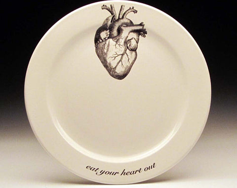 Plate: Eat Your Heart Out