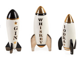 Rocket Whiskey Decanter