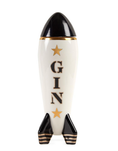 Rocket Gin Decanter
