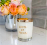 CG Cheer Up Fucker Candle
