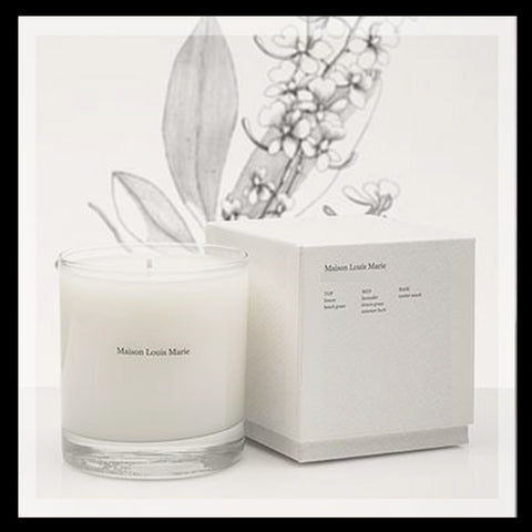 MLM Candle - No. 2 Le Long Fond