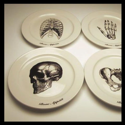 Rib Cage Plate