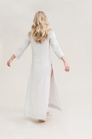 High Slit Tunic Dress