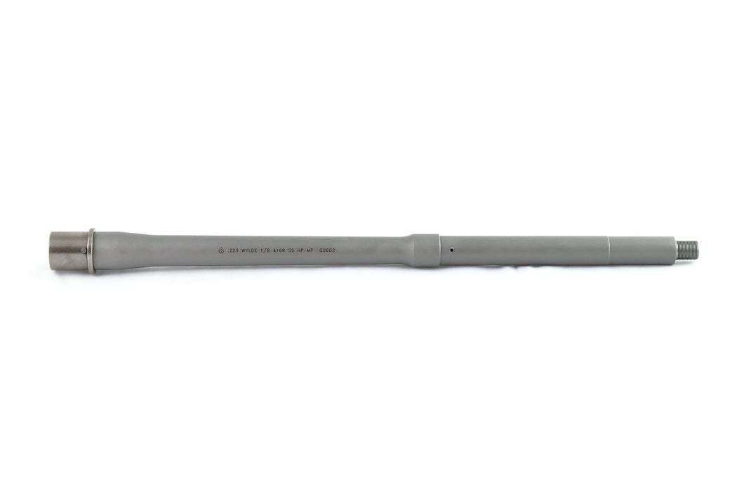 "Ballistic Advantage 16"" .223 Wylde Tactical Government Stainless Steel Midlength AR-15 Barrel w/ Ops 12, Premium Series"