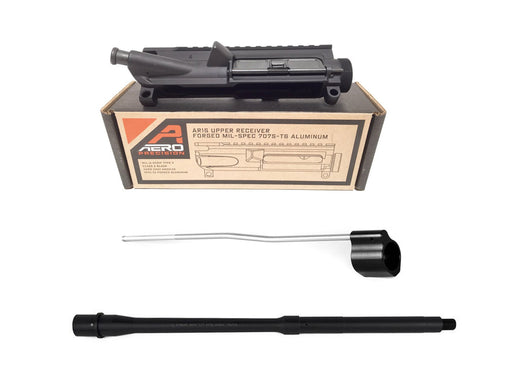 "16"" Mid-Length Bare Bones Barreled Upper Kit"