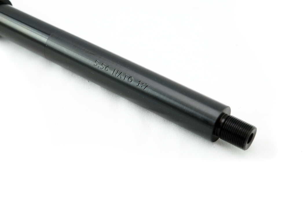 "BCA 16"" 5.56 NATO 1:7 Twist Black Nitride Mid-Length Barrel"