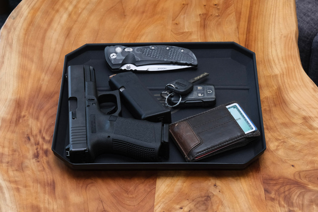 Dirty Bird Industries Assembly / EDC Dump Trays – Kydex